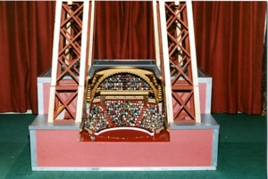 The Blackpool Tower Model Circus.