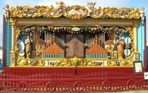 Jon Anton Presents...a selection of STREET ORGANS & FAIRGROUND ORGANS available. Suitable for Carnivals, Fetes, Fairs, Street & Charity Collections.