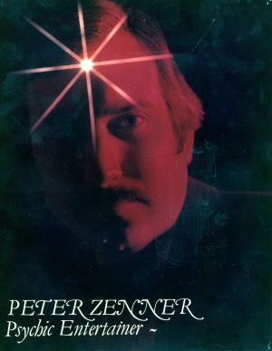 Jon Anton Presents...a limited selection of MIND READERS available including the Amazing PETER ZENNER, PETER PINNER & CHRIS NORTH.