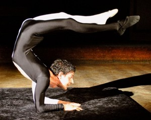 Contortionists for hire from Jon Anton Entertainments.